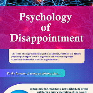 The Psychology of Disappointment